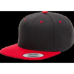 Кепка FlexFit Classic Snapback Black/Red