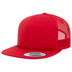 Кепка FlexFit 6005FF Trucker Red