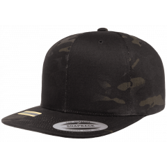 Кепка FlexFit 6089MC - Classic Snapback Multicam Black