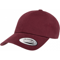 Кепка FlexFit 6245PT Dad - Maroon