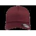 Кепка FlexFit 6777 - Athletic Mesh Maroon