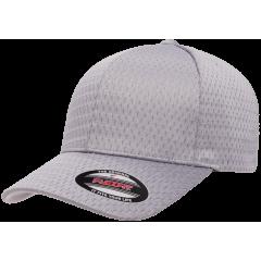 Кепка FlexFit 6777 - Athletic Mesh Silver