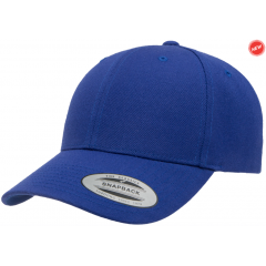 Кепка FlexFit Curved Visor Snapback Royal