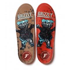 Стельки Footprint Kingfoam Orthotics Grizzly