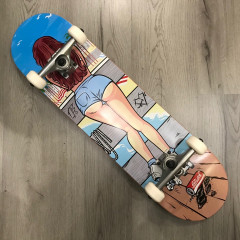 "Скейтборд Footwork Progress Cindy 8.0"""
