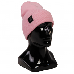 Шапка LES FF Fold Baby Pink